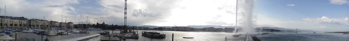Ginebra. Guía de viajes y turismo.